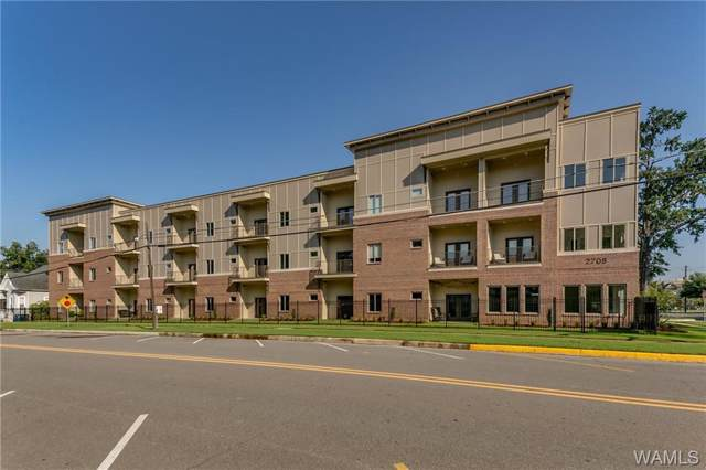 2708 7th Street #207, TUSCALOOSA, AL 35401 (MLS #134645) :: The K|W Group