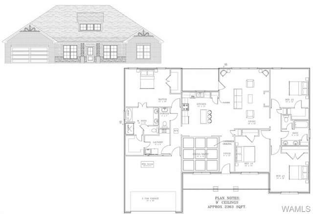 1800 Willow Oak Circle #30, TUSCALOOSA, AL 35405 (MLS #135012) :: The Gray Group at Keller Williams Realty Tuscaloosa