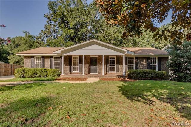 5112 Northcliff Drive, NORTHPORT, AL 35473 (MLS #135037) :: Wes York Team