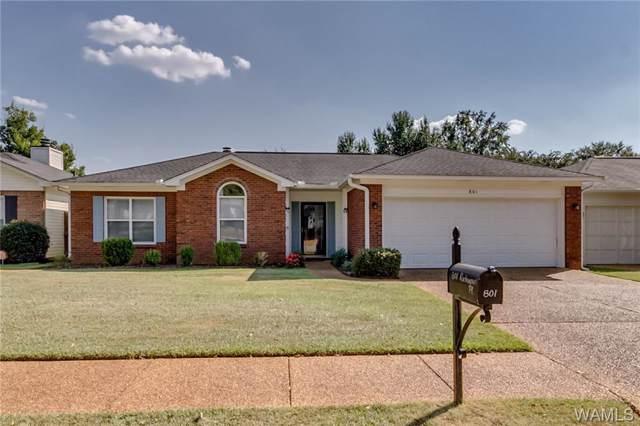 801 Richmond Place, TUSCALOOSA, AL 35406 (MLS #135068) :: Hamner Real Estate