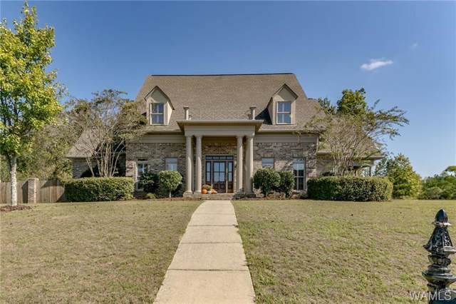 9701 Lake Side Drive, TUSCALOOSA, AL 35406 (MLS #135284) :: Hamner Real Estate
