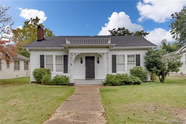 1306 17th Avenue, TUSCALOOSA, AL 35401 (MLS #135582) :: Wes York Team