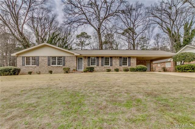 2722 Lakewood Circle, TUSCALOOSA, AL 35405 (MLS #135959) :: The Advantage Realty Group