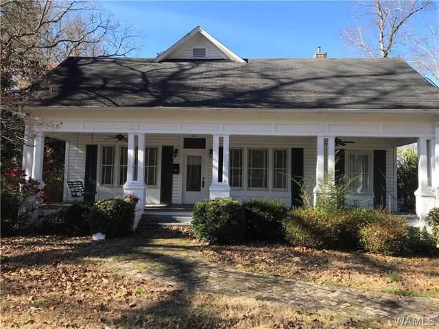 621 Columbus Street W, FAYETTE, AL 35555 (MLS #136037) :: Hamner Real Estate