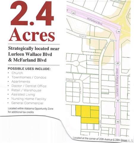 2704 20th Avenue, NORTHPORT, AL 35476 (MLS #136676) :: The Alice Maxwell Team