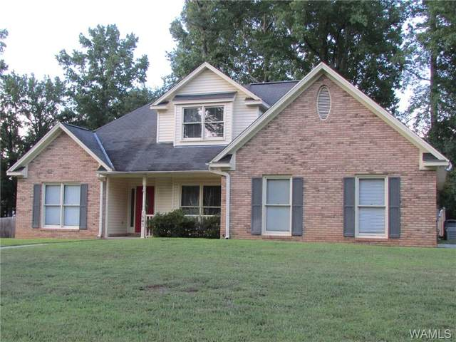 1543 Mallard Circle, TUSCALOOSA, AL 35405 (MLS #138550) :: The K|W Group