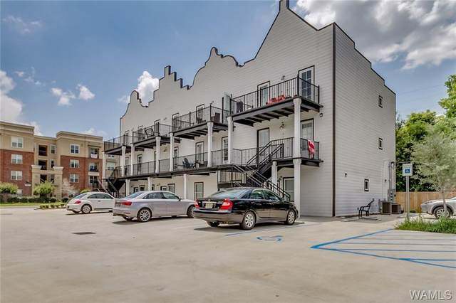 1110 17th Street #202, TUSCALOOSA, AL 35401 (MLS #139341) :: The Gray Group at Keller Williams Realty Tuscaloosa