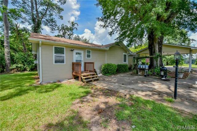 686 Finches Ferry Road, EUTAW, AL 35462 (MLS #139375) :: The Gray Group at Keller Williams Realty Tuscaloosa