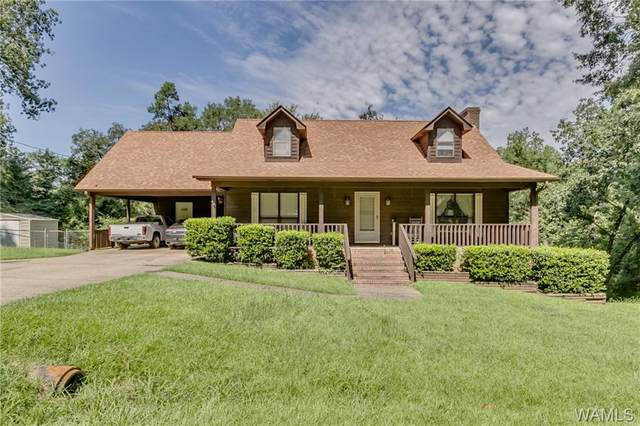 10691 Lower Coaling Road, COALING, AL 35453 (MLS #139925) :: The Gray Group at Keller Williams Realty Tuscaloosa