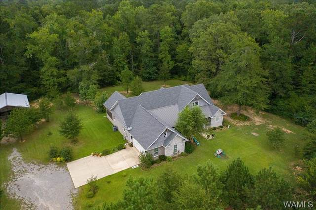 12005 Upper Hull Road, MOUNDVILLE, AL 35474 (MLS #140394) :: The Gray Group at Keller Williams Realty Tuscaloosa
