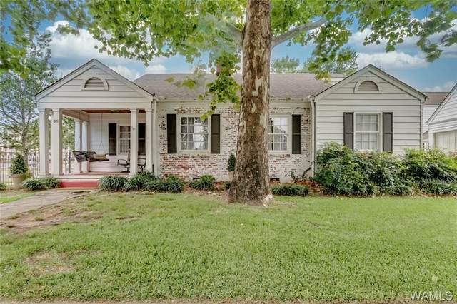 35 University Circle, TUSCALOOSA, AL 35401 (MLS #140459) :: The Advantage Realty Group