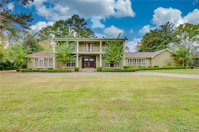 1404 High Forest Drive N, TUSCALOOSA, AL 35406 (MLS #140997) :: Caitlin Tubbs with Hamner Real Estate