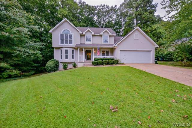 11 Oakchase, TUSCALOOSA, AL 35406 (MLS #141059) :: Caitlin Tubbs with Hamner Real Estate
