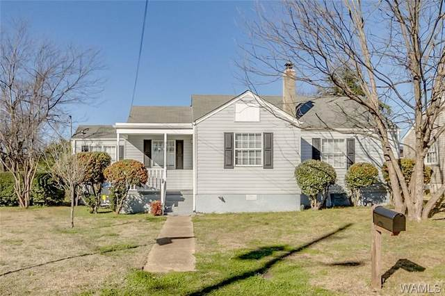 318 24th Street, TUSCALOOSA, AL 35401 (MLS #141204) :: The Advantage Realty Group