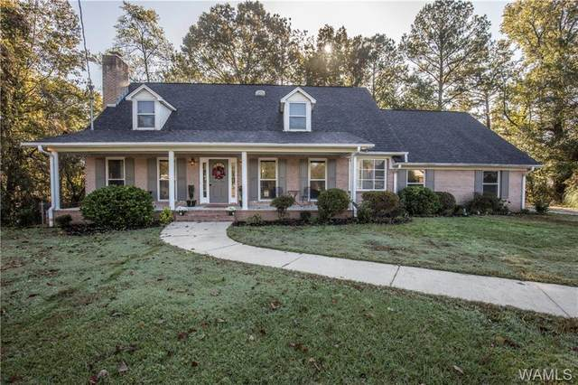 7037 Sandy Ridge Circle, TUSCALOOSA, AL 35405 (MLS #141293) :: Caitlin Tubbs with Hamner Real Estate
