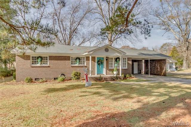 2812 39th Court, TUSCALOOSA, AL 35401 (MLS #141437) :: The Alice Maxwell Team