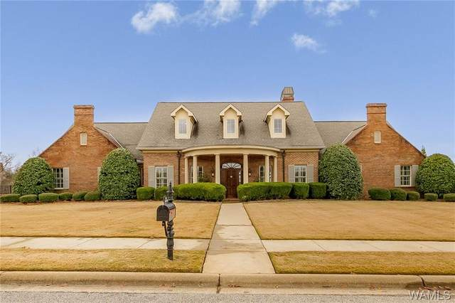 10200 Lake Side Drive, TUSCALOOSA, AL 35406 (MLS #141594) :: The Alice Maxwell Team