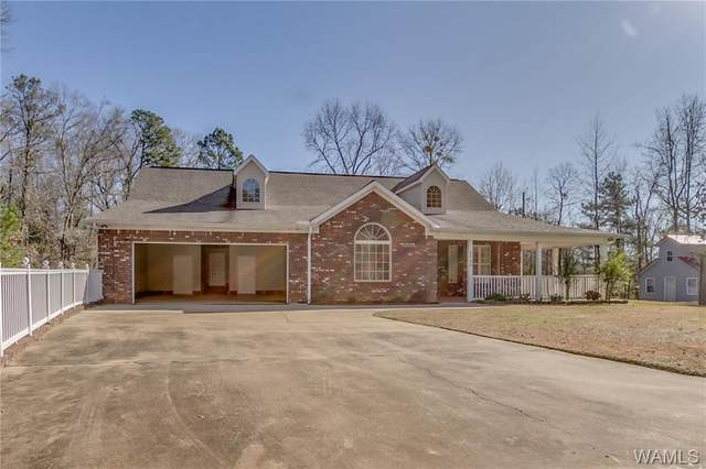 2600 Stokes Bluff Drive, DUNCANVILLE, AL 35456 (MLS #141851) :: The Gray Group at Keller Williams Realty Tuscaloosa