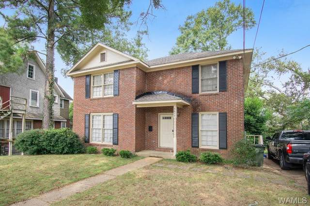 1414 Caplewood Drive, TUSCALOOSA, AL 35401 (MLS #142507) :: The Alice Maxwell Team