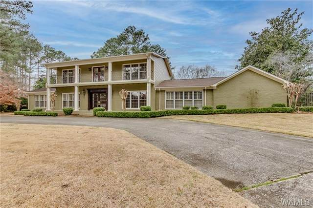 1404 High Forest Drive N, TUSCALOOSA, AL 35406 (MLS #142644) :: The Advantage Realty Group
