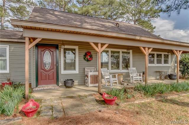 11112 Vance Blocton Road, VANCE, AL 35490 (MLS #142662) :: The K|W Group
