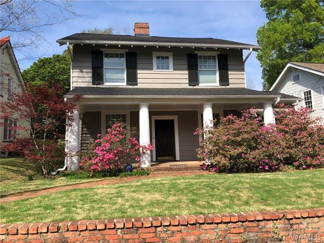 306 17th Avenue, TUSCALOOSA, AL 35401 (MLS #143013) :: The K|W Group