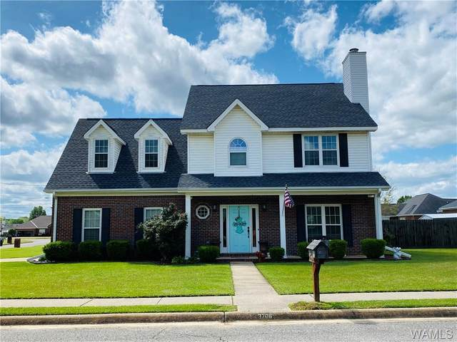 3706 Greenbrook Drive, NORTHPORT, AL 35475 (MLS #143273) :: The K|W Group