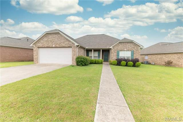 3514 Horsebend Lane, NORTHPORT, AL 35473 (MLS #143729) :: The K|W Group