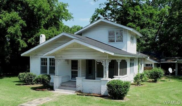 314 Boligee Street, EUTAW, AL 35462 (MLS #144742) :: The Gray Group at Keller Williams Realty Tuscaloosa