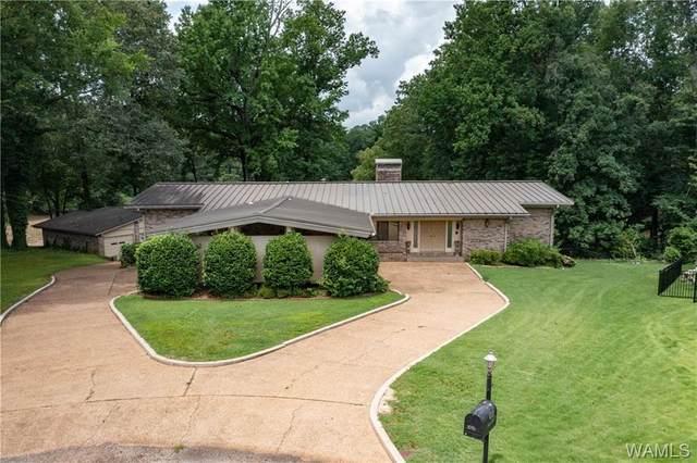 1020 Indian Hills Drive, TUSCALOOSA, AL 35406 (MLS #144943) :: The Gray Group at Keller Williams Realty Tuscaloosa