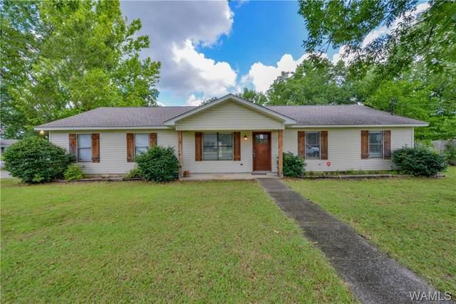 5804 Buckhead Drive, NORTHPORT, AL 35473 (MLS #144944) :: The Gray Group at Keller Williams Realty Tuscaloosa