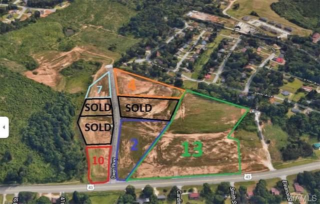 10 Owen Parkway, NORTHPORT, AL 35473 (MLS #145764) :: The Gray Group at Keller Williams Realty Tuscaloosa
