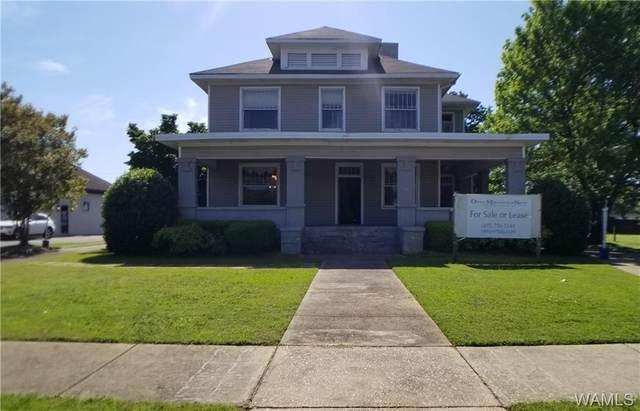 1416 Greensboro Avenue, TUSCALOOSA, AL 35401 (MLS #145985) :: The Gray Group at Keller Williams Realty Tuscaloosa
