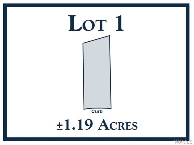 1 Nicol Point Way NE, TUSCALOOSA, AL 35406 (MLS #126865) :: The K W Group