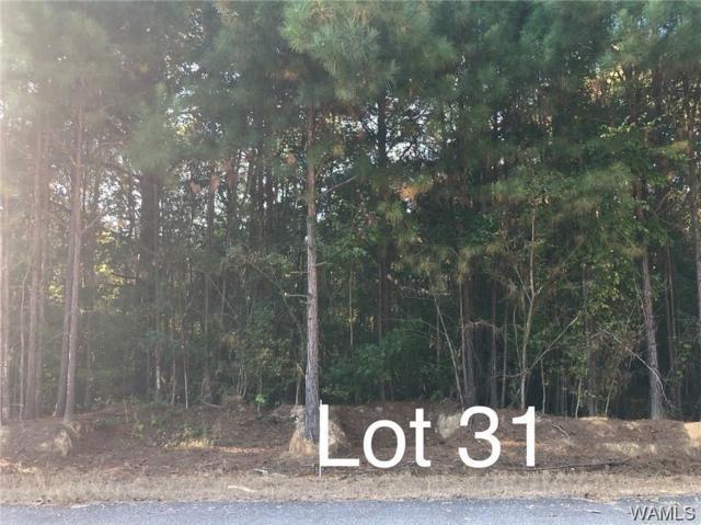 Lot 31 Lake Hills Lane, NORTHPORT, AL 35475 (MLS #127505) :: Wes York Team