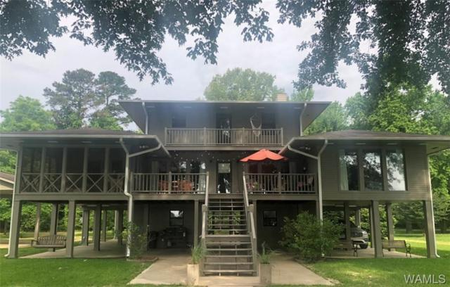 165 Cypress Lake Drive, PICKENSVILLE, AL 35447 (MLS #131263) :: The Advantage Realty Group