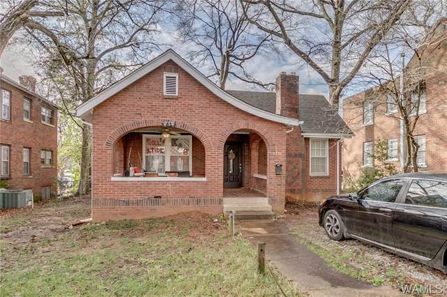 1211 Riverside Drive, TUSCALOOSA, AL 35401 (MLS #136513) :: The Gray Group at Keller Williams Realty Tuscaloosa