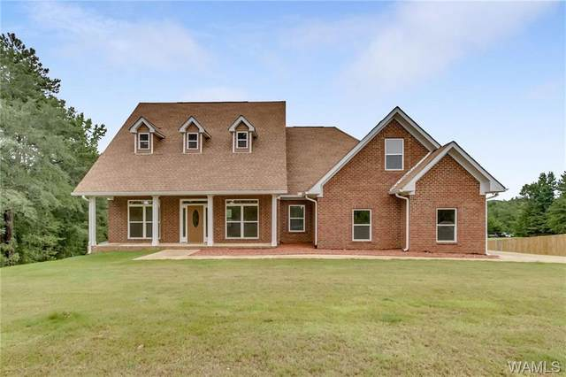 16609 Reed Creek Road, RALPH, AL 35480 (MLS #137475) :: The Gray Group at Keller Williams Realty Tuscaloosa