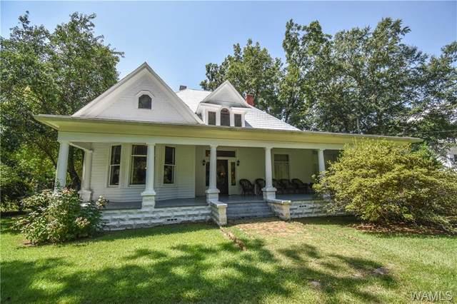105 Pickens Street, EUTAW, AL 35462 (MLS #139912) :: The Advantage Realty Group