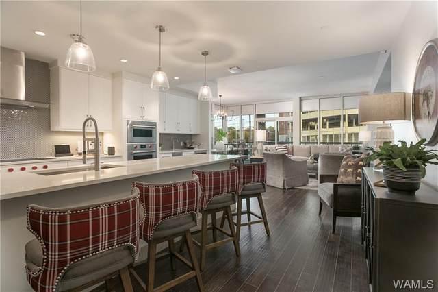 1150 8th Street #604, TUSCALOOSA, AL 35401 (MLS #139224) :: Caitlin Tubbs with Hamner Real Estate