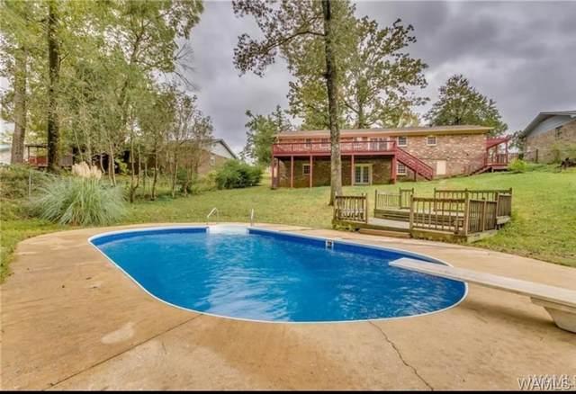 3300 Green Grove Drive NE, TUSCALOOSA, AL 35404 (MLS #141714) :: The Gray Group at Keller Williams Realty Tuscaloosa