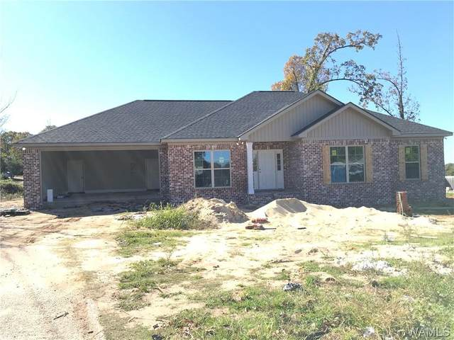 14 Forest Drive, TUSCALOOSA, AL 35404 (MLS #140767) :: Caitlin Tubbs with Hamner Real Estate