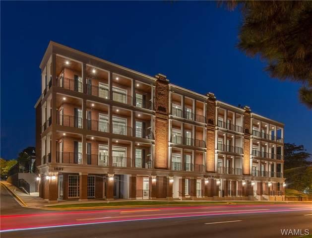1501 University Boulevard #105, TUSCALOOSA, AL 35401 (MLS #135245) :: Caitlin Tubbs with Hamner Real Estate