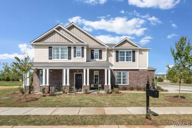 7420 Gristmill Circle, MCCALLA, AL 35111 (MLS #125027) :: Alabama Realty Experts