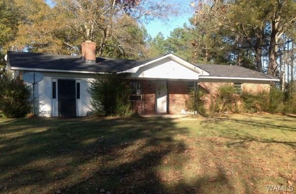 240 Morrows Memorial Drive, EUTAW, AL 35462 (MLS #125607) :: The Advantage Realty Group