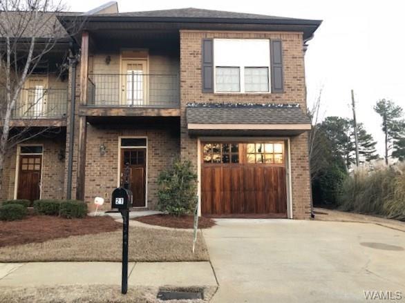 2800 Belle Chase Lane #21, TUSCALOOSA, AL 35406 (MLS #125710) :: Hamner Real Estate