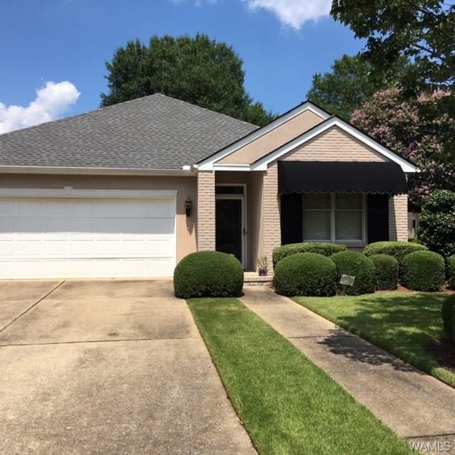 233 Placid Lane, TUSCALOOSA, AL 35406 (MLS #125912) :: The Advantage Realty Group