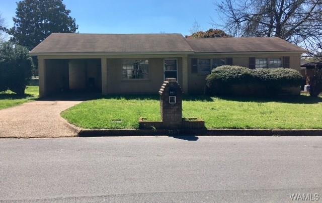3307 22ND Street, TUSCALOOSA, AL 35401 (MLS #126022) :: The Advantage Realty Group