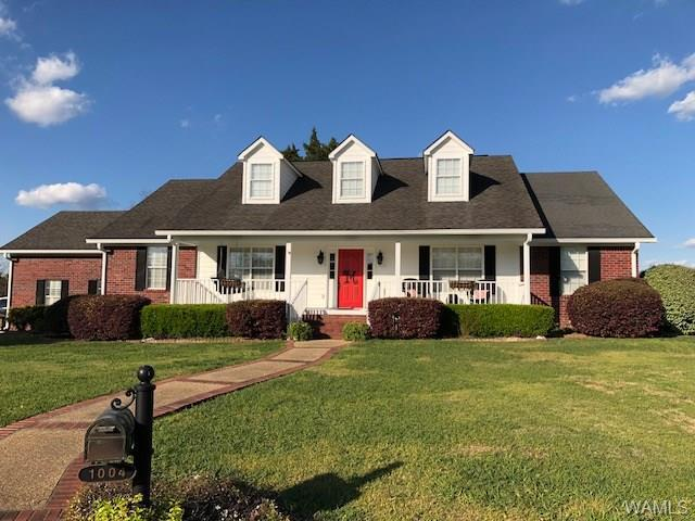 1004 River Bluff Lane, DEMOPOLIS, AL 36732 (MLS #126398) :: The Gray Group at Keller Williams Realty Tuscaloosa