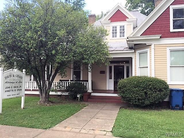 1320 22nd Avenue, TUSCALOOSA, AL 35401 (MLS #126666) :: The Gray Group at Keller Williams Realty Tuscaloosa